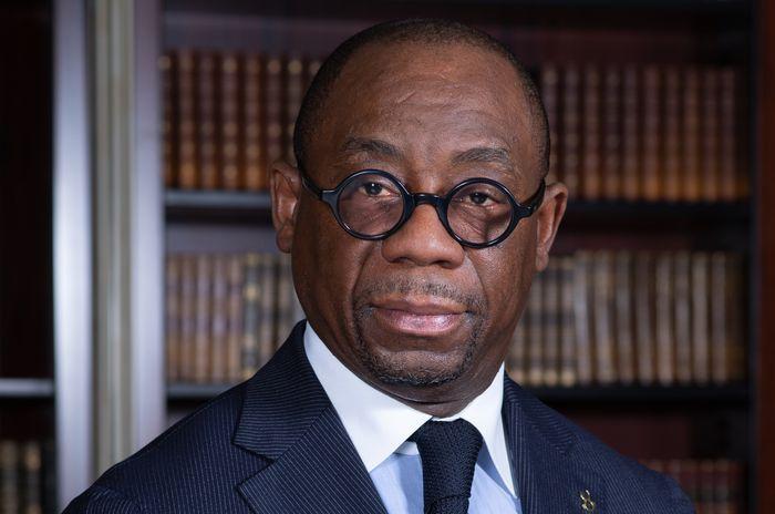 Interview accordée par le président de la BOAD, M. Serge EKUE
